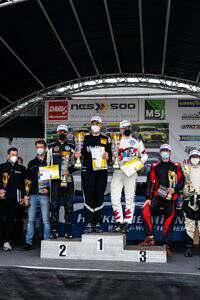 Turbulenter Saisonauftakt für Max Kruse Racing: Rennabsage in der NLS, Platz 3 in der NES 500